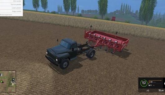 ГАЗ 53 Фермер Симулятор 2015
