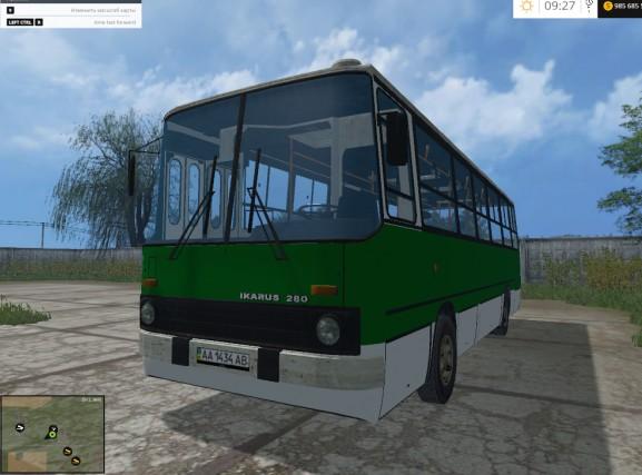 Скачать автобус симулятор 15
