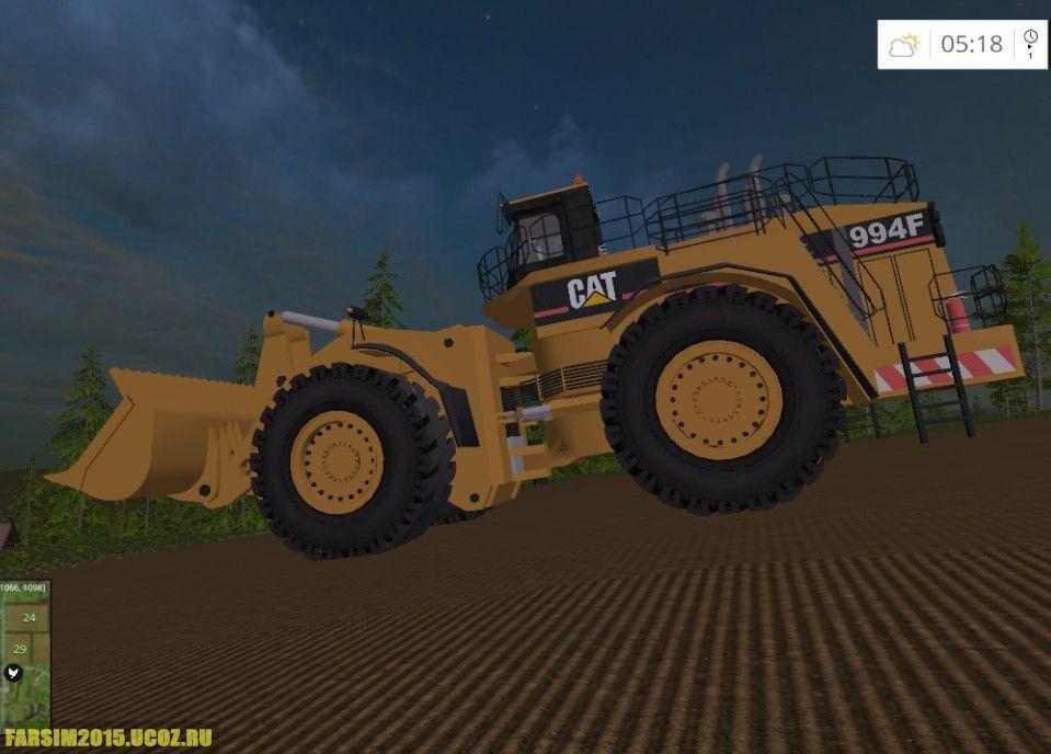 Новый Кун с ковшом на Трактор БЕЛАРУС МТЗ 320.4
