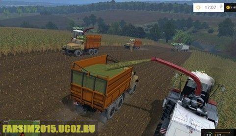 Farming Simulator 2013 скачать мод МТЗ АГРО ПАК Русских.