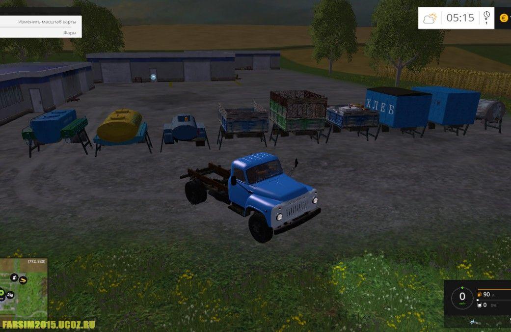 Скачать игру фермер симулятор на русской технике
