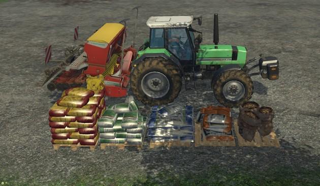 Семена для farming simulator 2018